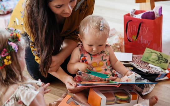 Wyroby kartonowo-papierowe przyjazne dzieciom