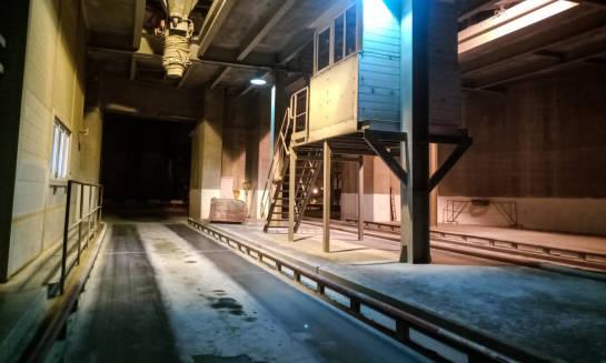 Wagi w przemyśle wydobywczym