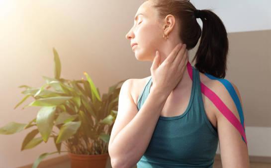 Kinesiotaping, a efekt placebo