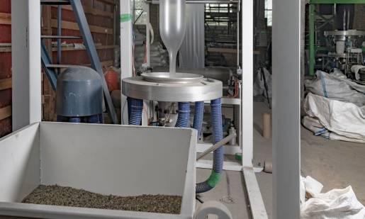 Jak usprawnić technologię produkcji pelletu?