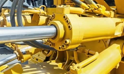Zasady działania siłowników hydraulicznych