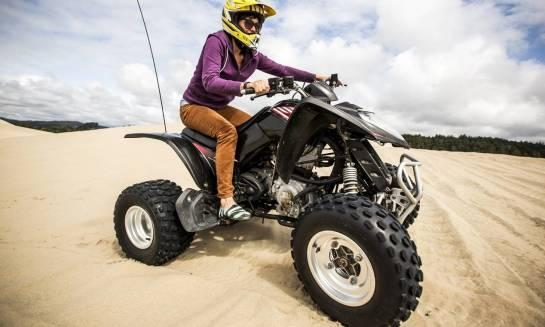Motocykl czy quad - co wybrać?