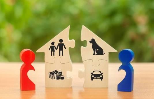 Zasady podziału majątku wspólnego po rozwodzie