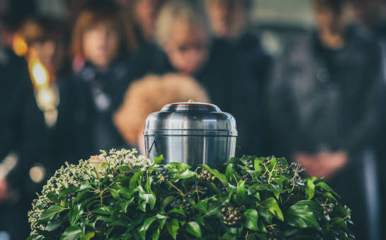 Urny pogrzebowe. Przegląd rozwiązań