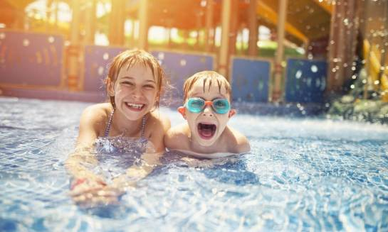 Jakie atrakcje czekają na najmłodszych w aquaparku?