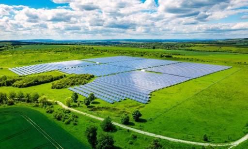 Czym są farmy solarne? - Wiedza podstawowa