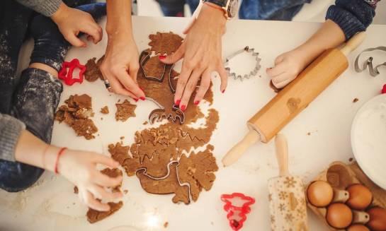 Ciasteczka na Boże Narodzenie- wykrawaczki o ciekawych kształtach
