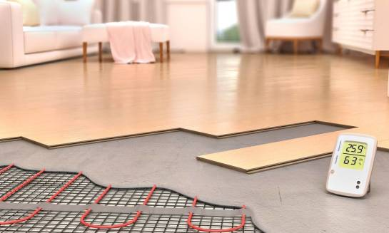 Ogrzewanie podłogowe w domu – czy to dobry pomysł?