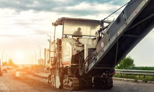 Frezowanie asfaltu krok po kroku