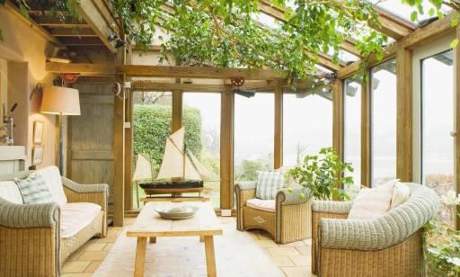 Sposoby wykorzystania ogrodów zimowych