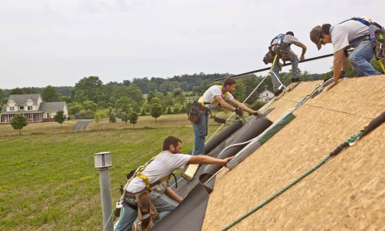 Jak zrobić dach kopertowy?