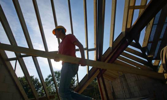 Jak zrobić dach jednospadowy?