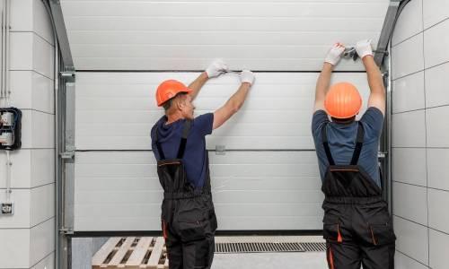 Jak dobrać bramę do garażu o niewielkich rozmiarach?