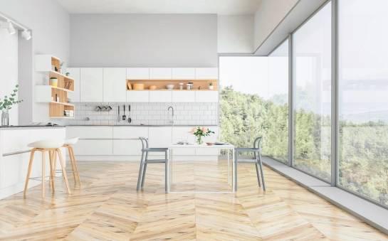 Aluminiowe okna o dużych przeszkleniach – do jakich wnętrz pasują?