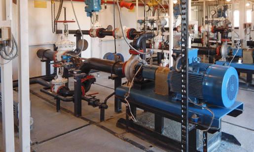Odwadniacze pompujące i pompy porcjowe kondensatu