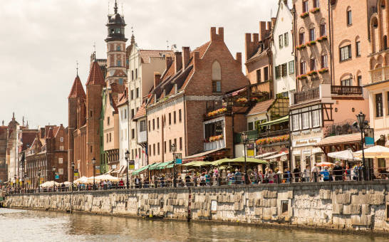Jakie są ładne miejsca w Polsce?