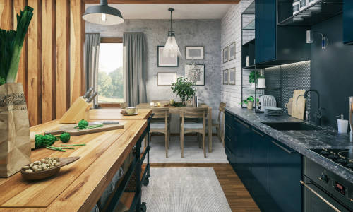 Urządzamy kuchnię stylowo i funkcjonalnie – podpowiedzi dla początkujących