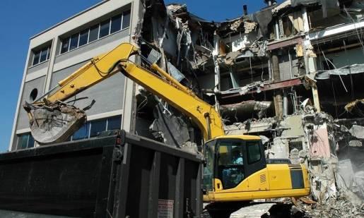 Zasady bezpieczeństwa przy pracach wyburzeniowych
