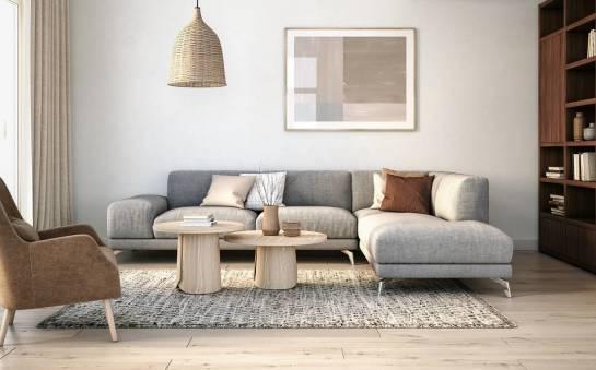 Jak dobrać meble do paneli podłogowych?