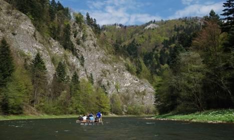 Spływ przełomem Dunajca - najważniejsze informacje