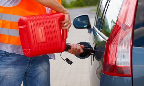 Jakie kanistry najlepiej nadają się do przechowywania paliwa?