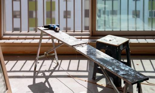 Gruntowny remont balkonu krok po kroku