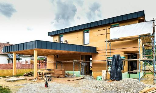 Ile kosztuje wzniesienie domu pasywnego?