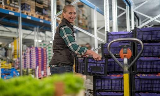 Jak przygotować warzywa i owoce do dalekiego transportu?