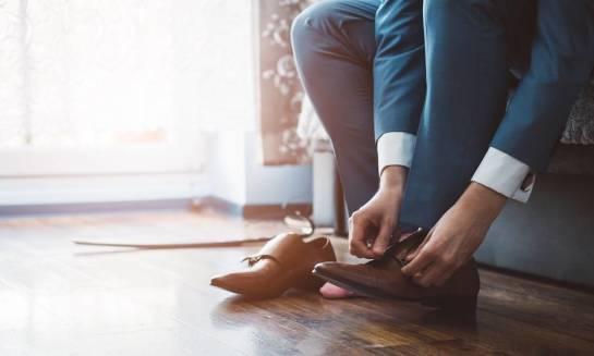 Jak odpowiednio dobrać buty do garnituru?