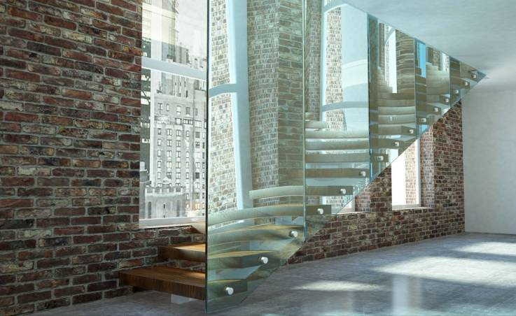 Charakterystyka nowoczesnych schodów wewnętrznych