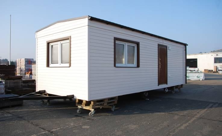 Dom bez pozwoleń i biurokracji? - technologia budowy domów mobilnych
