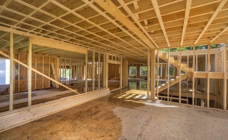Technologia budowy domów w konstrukcji szkieletowej