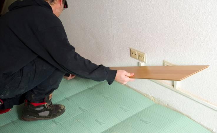 Podkłady pod podłogi – materiały budowlane i wykończeniowe