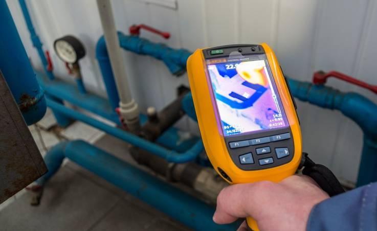 Pomiary termowizyjne w zastosowaniu przemysłowym
