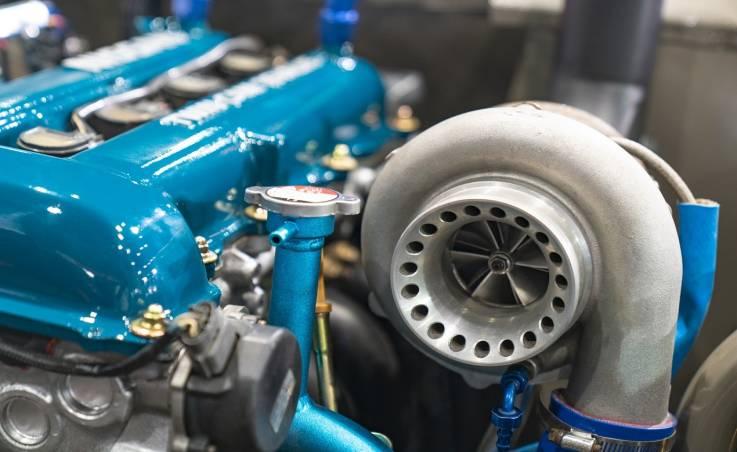 Wykorzystanie turbosprężarek w maszynach budowlanych i rolniczych