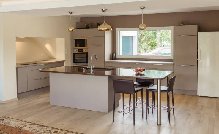 Na co zwracać uwagę przy projektowaniu małej kuchni?