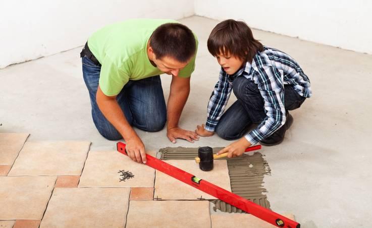 Cechy dobrych płytek podłogowych
