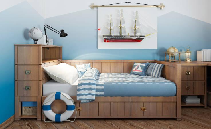Pojedyncze łóżka dla dzieci. Najciekawsze propozycje zakupowe