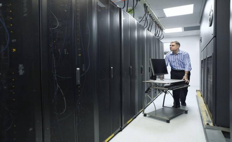 Jak dobrać pomieszczenie na serwerownię?