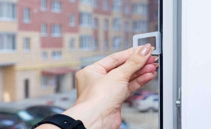 Rodzaje moskitier na drzwi i okna