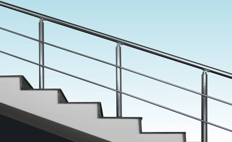 Cechy aluminiowych balustrad zewnętrznych
