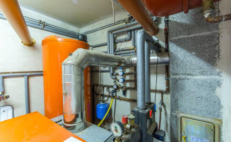 Wkłady kominowe do pieców kondensacyjnych
