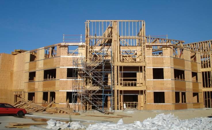 Nowoczesne budownictwo szkieletowe – konstrukcje elewacji