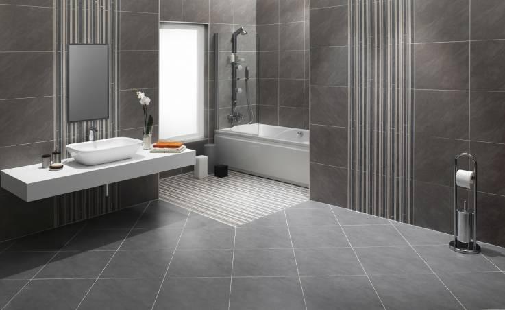 6 cech dobrych płytek łazienkowych