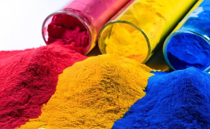 Jakie farby są stosowane przy malowaniu proszkowym?