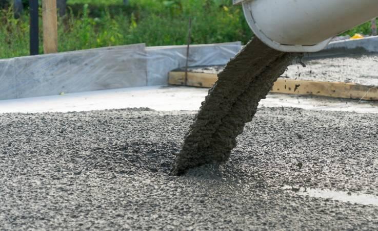 Beton o podwyższonym punkcie piaskowym