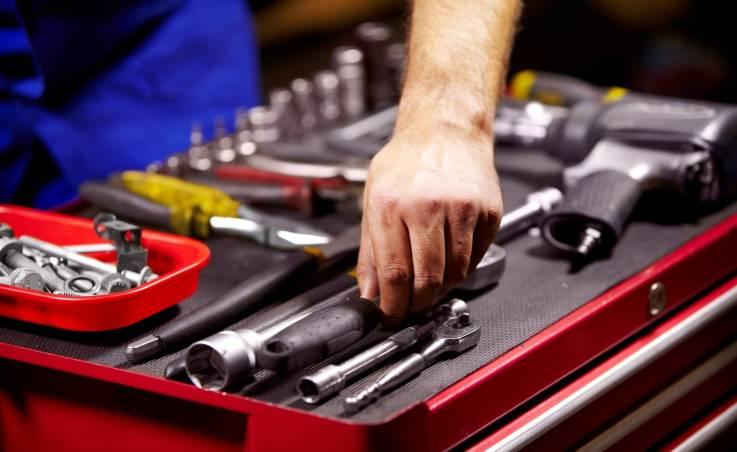 Sposoby na ochronę narzędzi przed rdzą