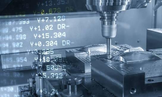Rodzaje obróbki CNC