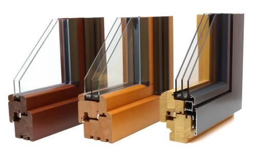 Elementy składowe profilów okiennych