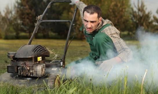 Najczęstsze usterki sprzętu ogrodniczego